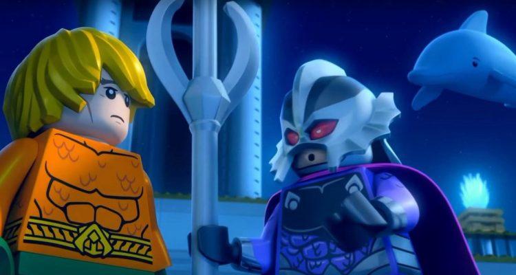 Lego DC Comics Super Heroes Aquaman Rache von Atlantis
