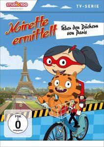 Mirette ermittelt ueber den Daechern von Paris