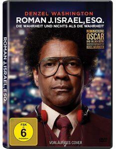 Roman J Israel ESQ DVD