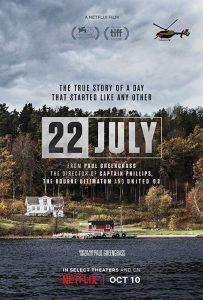 22 Juli July Netflix