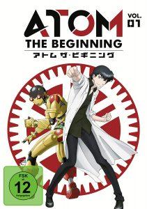 Atom the Beginning Vol 1