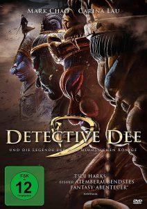 Detective Dee und die Legende der vier Koenige