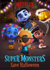 Die Supermonster retten Halloween Netflix