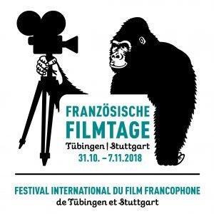Franzoesische Filmtage Tuebingen Stuttgart 2018 Logo
