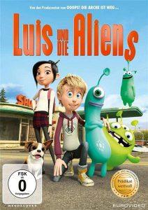 Luis und die Aliens DVD