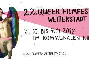 Queer Filmfest Weiterstadt 2018