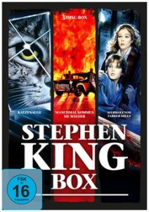 Stephen King Box