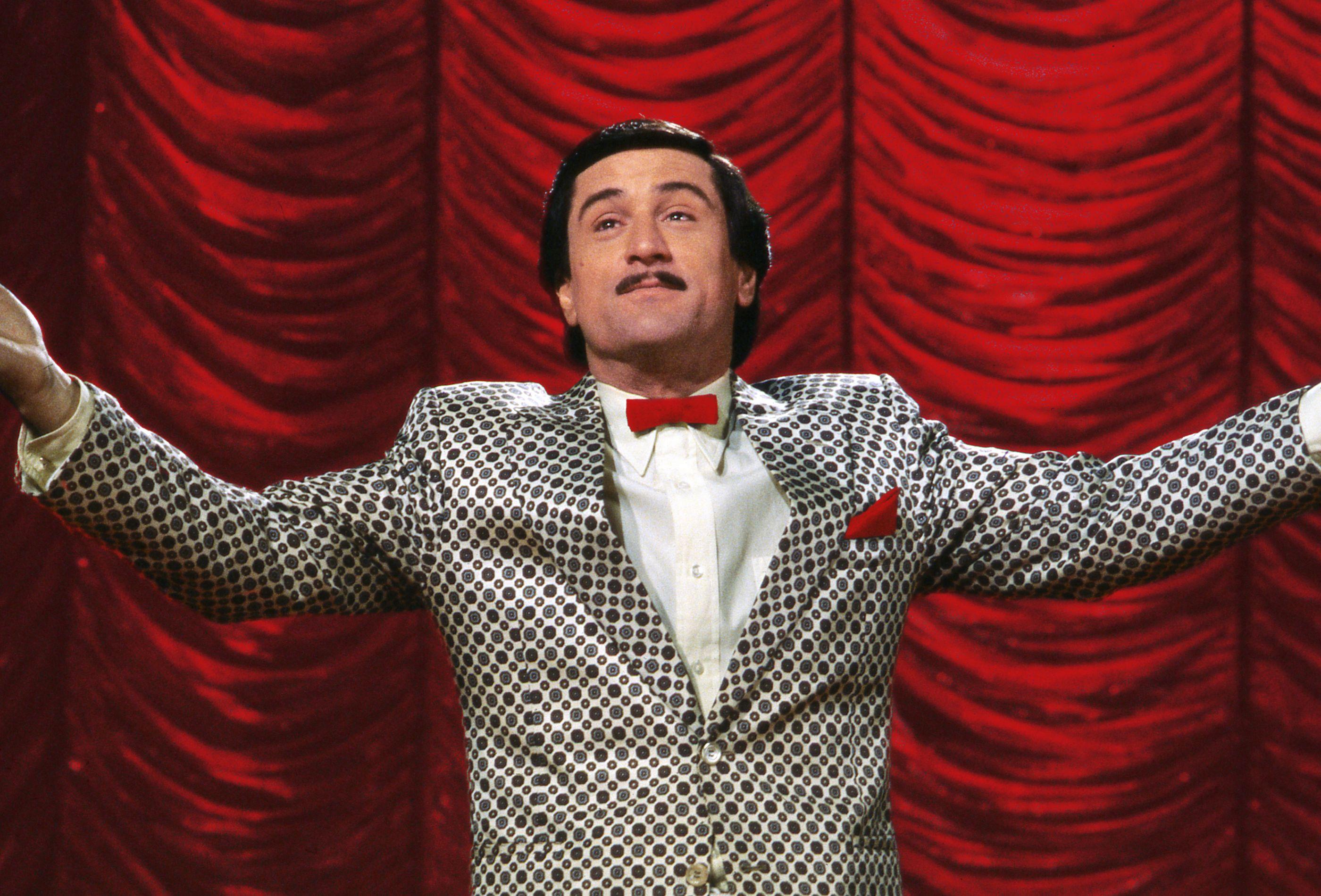 Usa On Demand >> The King of Comedy   Film-Rezensionen.de
