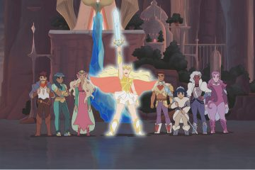 She-Ra und die Rebellen-Prinzessinnen She-Ra and the Princesses of Power Netflix