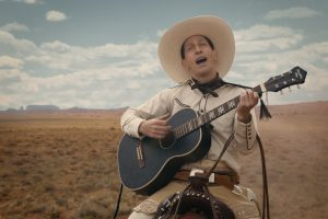 The Ballad of Buster Scruggs Netflix