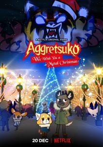 Aggretsuko We Wish You a Metal Christmas Netflix