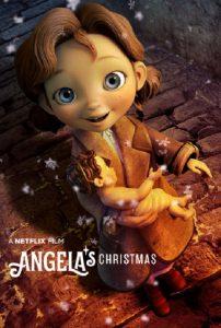 Angelas Weihnachten Christmas Netflix