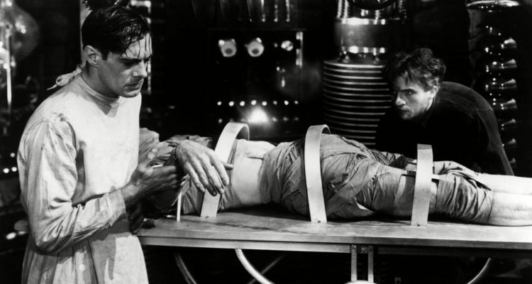 Frankenstein Special Frontpage