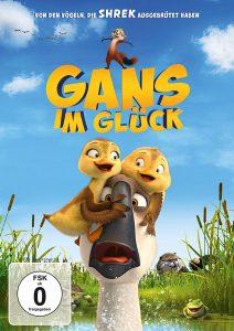 Gans im Glueck DVD