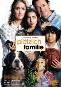 Ploetzlich Familie