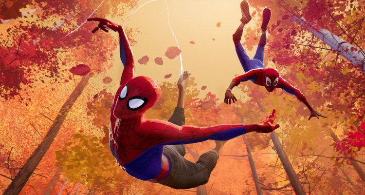 Spider Man A New Universe Into the Spiderverse