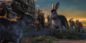 Unten am Fluss 2018 Watership Down netflix