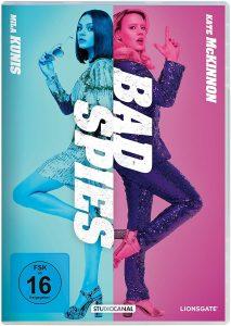 Bad Spies DVD