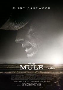 The Mule Clint Eastwood