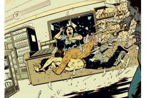 Deadly Class Band 1