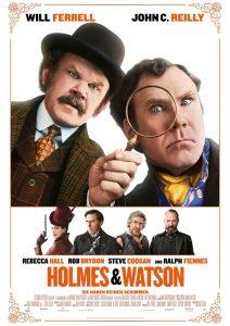 Holmes Watson