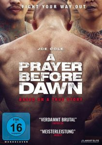 A Prayer Before Dawn DVD