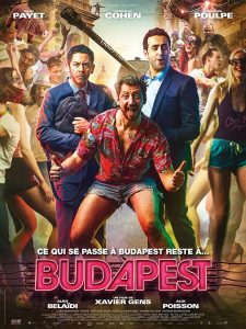 Budapest Netflix