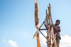 Der Junge der den Wind einfing The Boy Who Harnessed the Wind Netflix