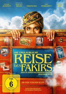 Die unglaubliche Reise des Fakirs DVD