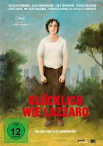 Gluecklich wie Lazzaro DVD