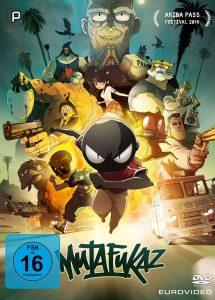 Mutafukaz DVD