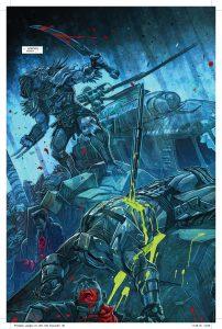 Predator Jaeger Band 1