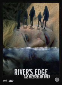 Rivers Edge Das Messer am Fluss