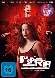 Suspiria DVD