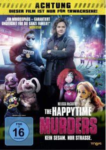 The Happytime Murders DVD