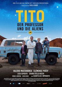 Tito der Professor und die Aliens