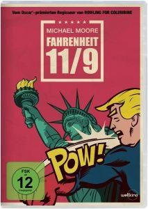 Fahrenheit 11 9 DVD