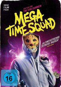 Mega Time Squad DVD