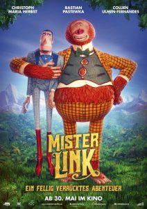 Mister Link Missing Link Laika