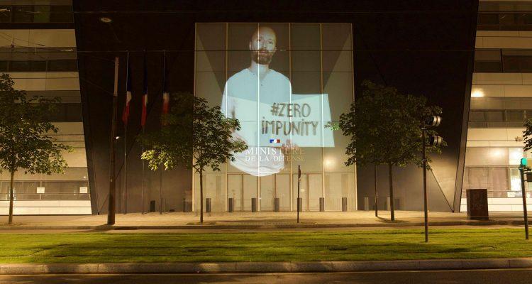 Zero Impunity