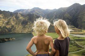 Zwei Familien auf Weltreise