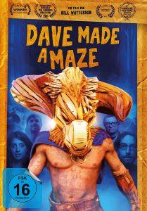 Dave Made a Maze DVD