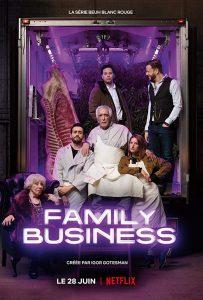 Joint Venture Family Business Netflix