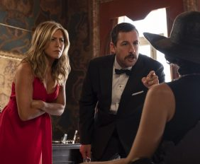 Murder Mystery Netflix Adam Sandler Jennifer Aniston