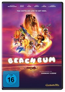 Beach Bum DVD