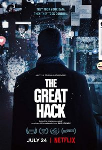 Cambridge Analyticas großer Hack The Great Hack Netflix