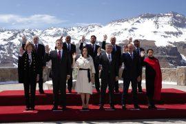 Das Komplott The Summit La cordillera