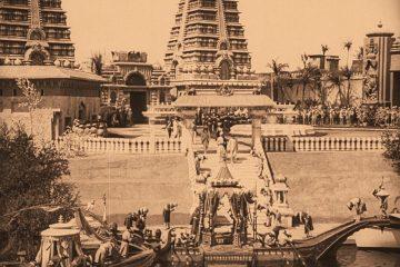 Das indische Grabmal