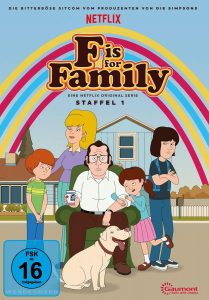 F Is For Family Staffel 1