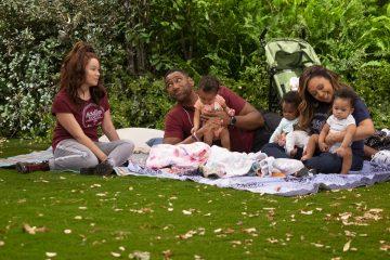 Familienanhang Family Reunion Netflix